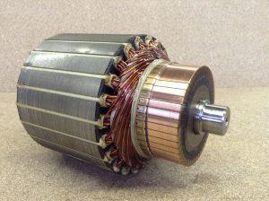 particolare avvolgimento cilindrico