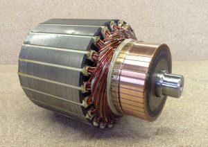 Riparazioni motori ed avvolgimenti elettrici
