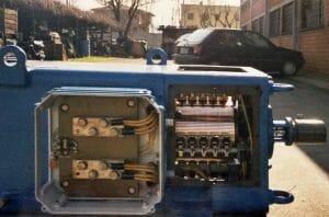 Pilotto Elettromeccanica lavorazioni e riparazioni motori elettrici a Vicenza