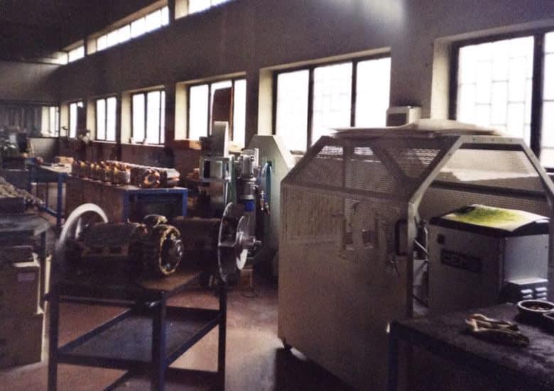 Riparazione Motori Riparazione Avvolgimenti Elettrici a Vicenza da Pilotto Elettromeccanica